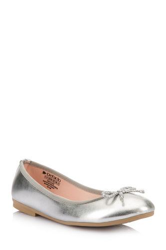 Kız Çocuk Fiyonklu Babet Ayakkabı DeFacto