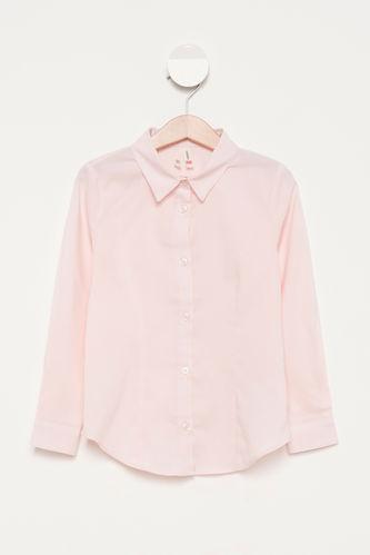 Kız Çocuk Okul Gömleği DeFacto