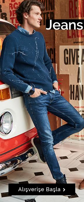 Erkek Jean