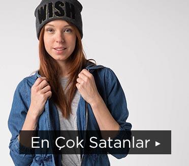 Kadın En Çok Satanlar