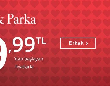 Erkek Mont & Parka