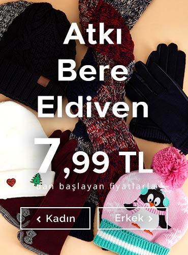 Atkı-Bere-Eldiven