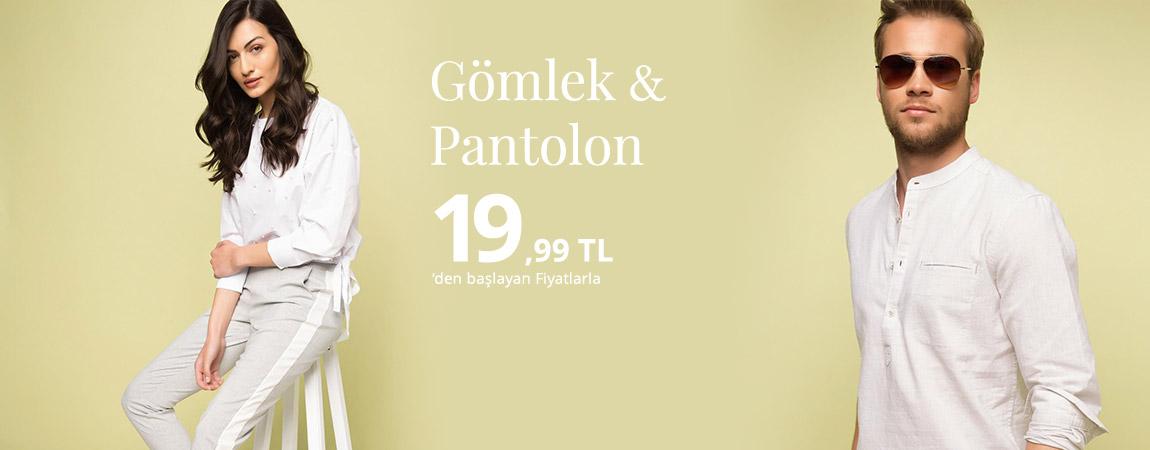 Pantolon & Gömlek