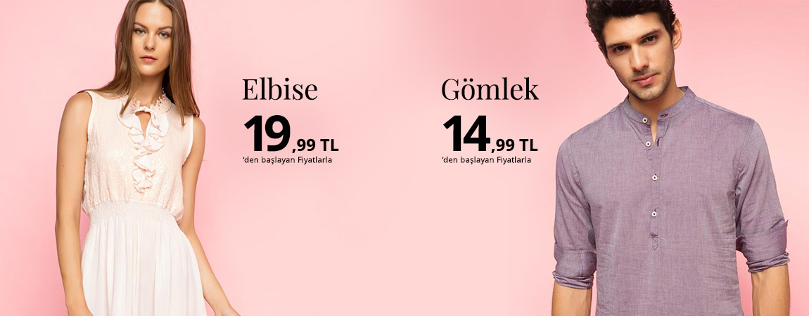 Elbise & Gömlek