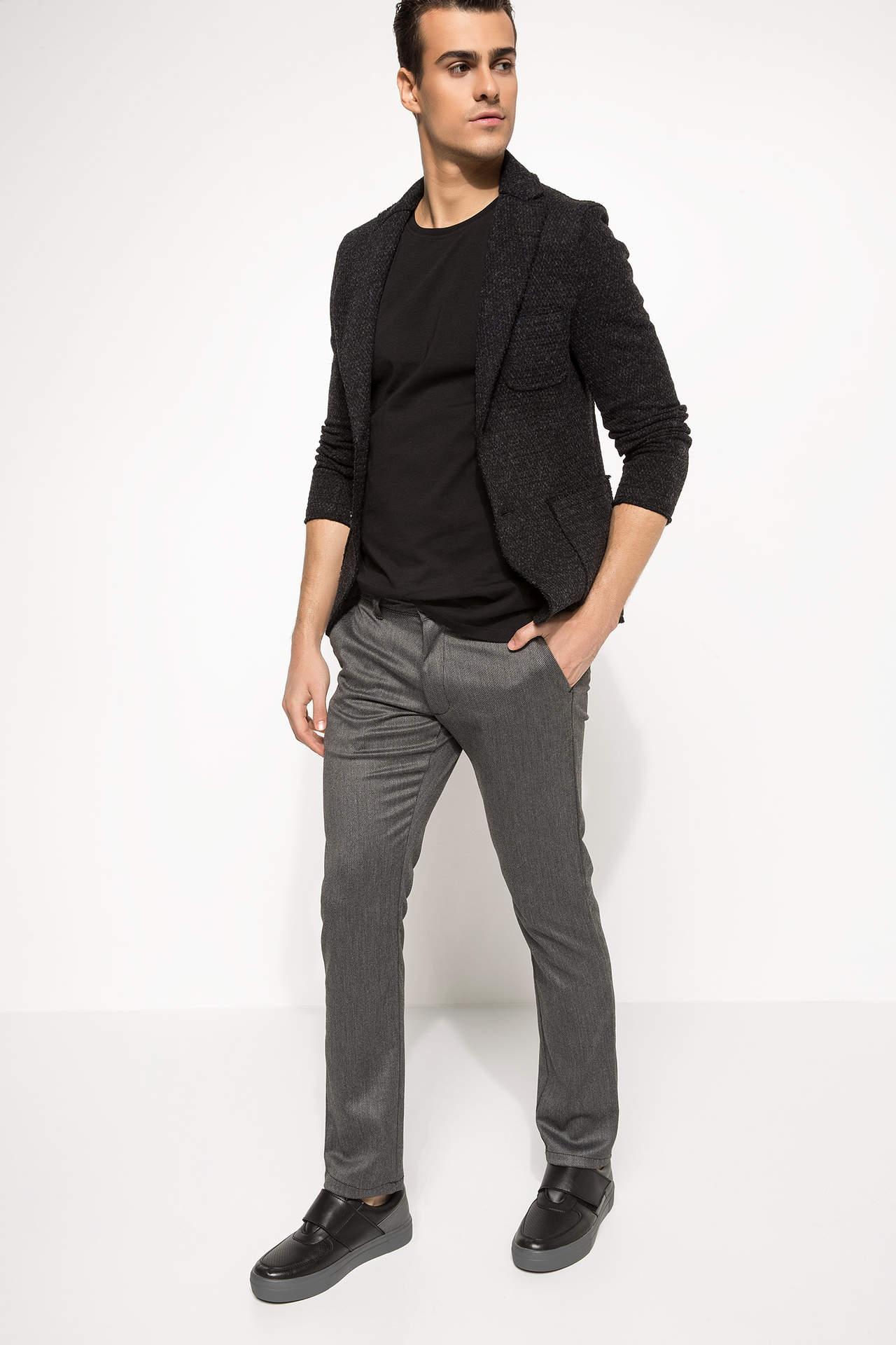 Andres Slim Fit Pantolon