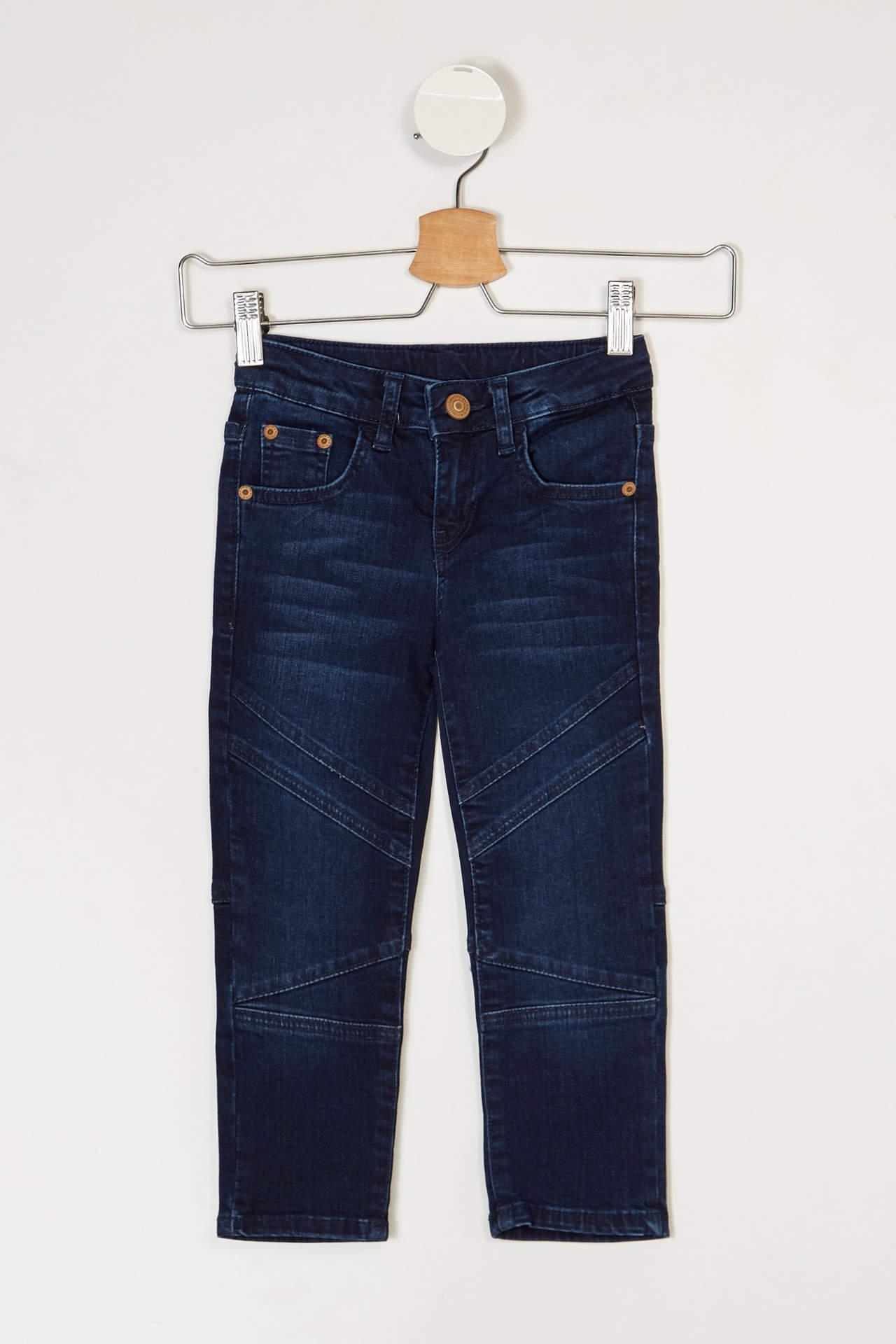 DeFacto Erkek Çocuk Slim Fit Jean Pantolon male