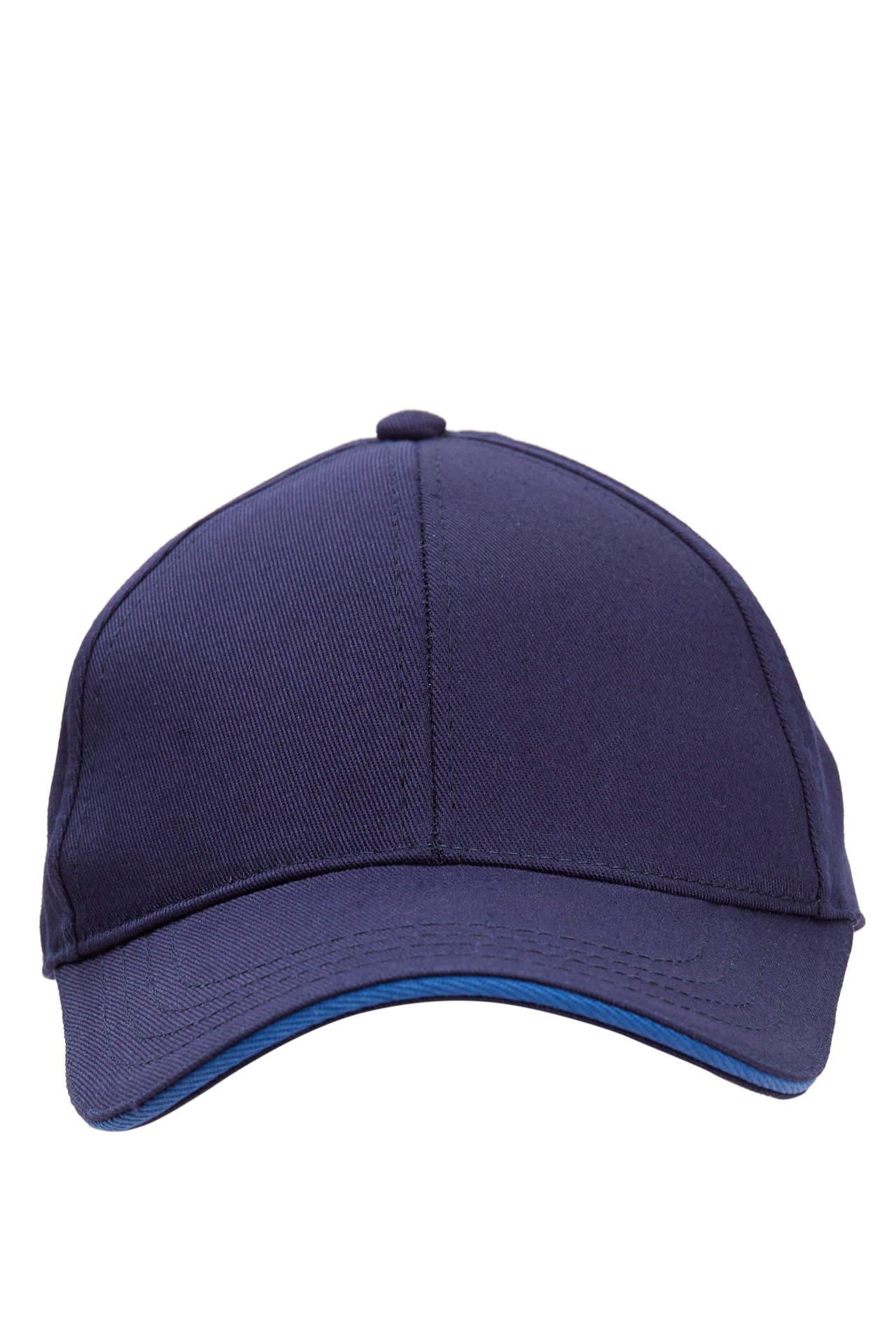 DeFacto Erkek Çocuk Baskılı Şapka Lacivert male