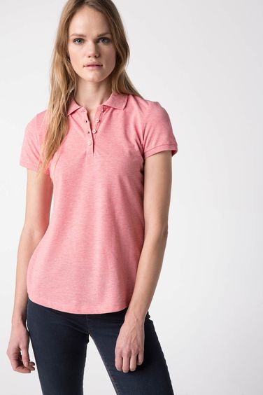 DeFacto Basic Polo T-Shirt