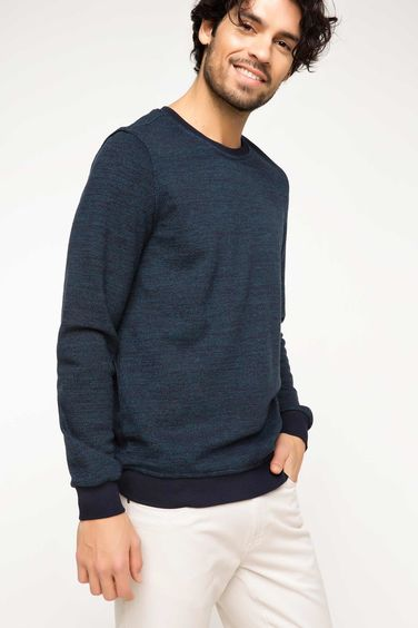 DeFacto Basic Sweatshirt