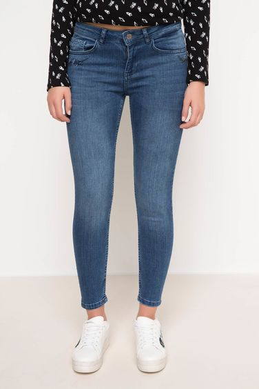 DeFacto Anna Bilek Boy Denim Pantolon
