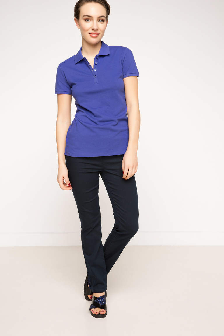 DeFacto Mor Basic Polo T-Shirt 2