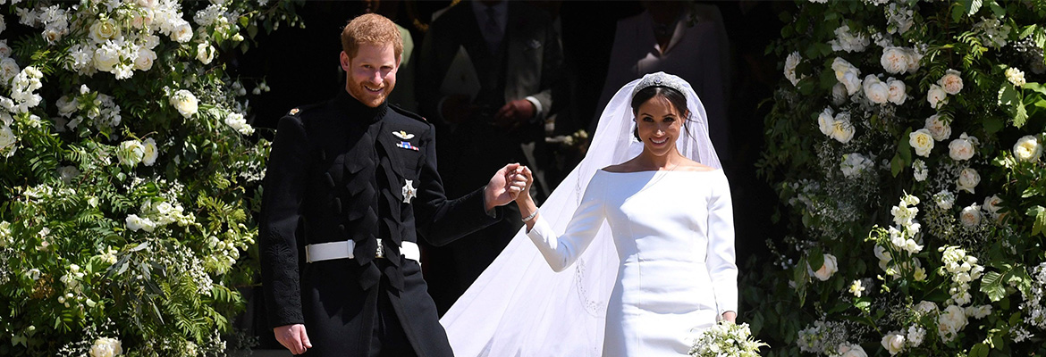 Royal Wedding ile Davet Stili Trendleri