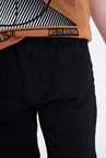 Slim Fit Basic Jean Bermuda