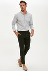 Slim Fit Basic Pantolon