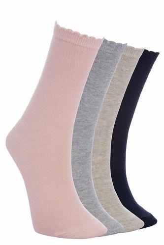 4'lü Basic Çorap Seti DeFacto