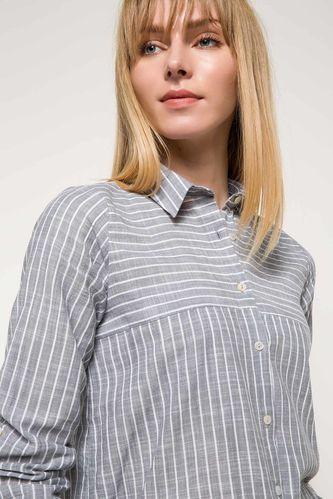 پیراهن آستین بلند مشکی