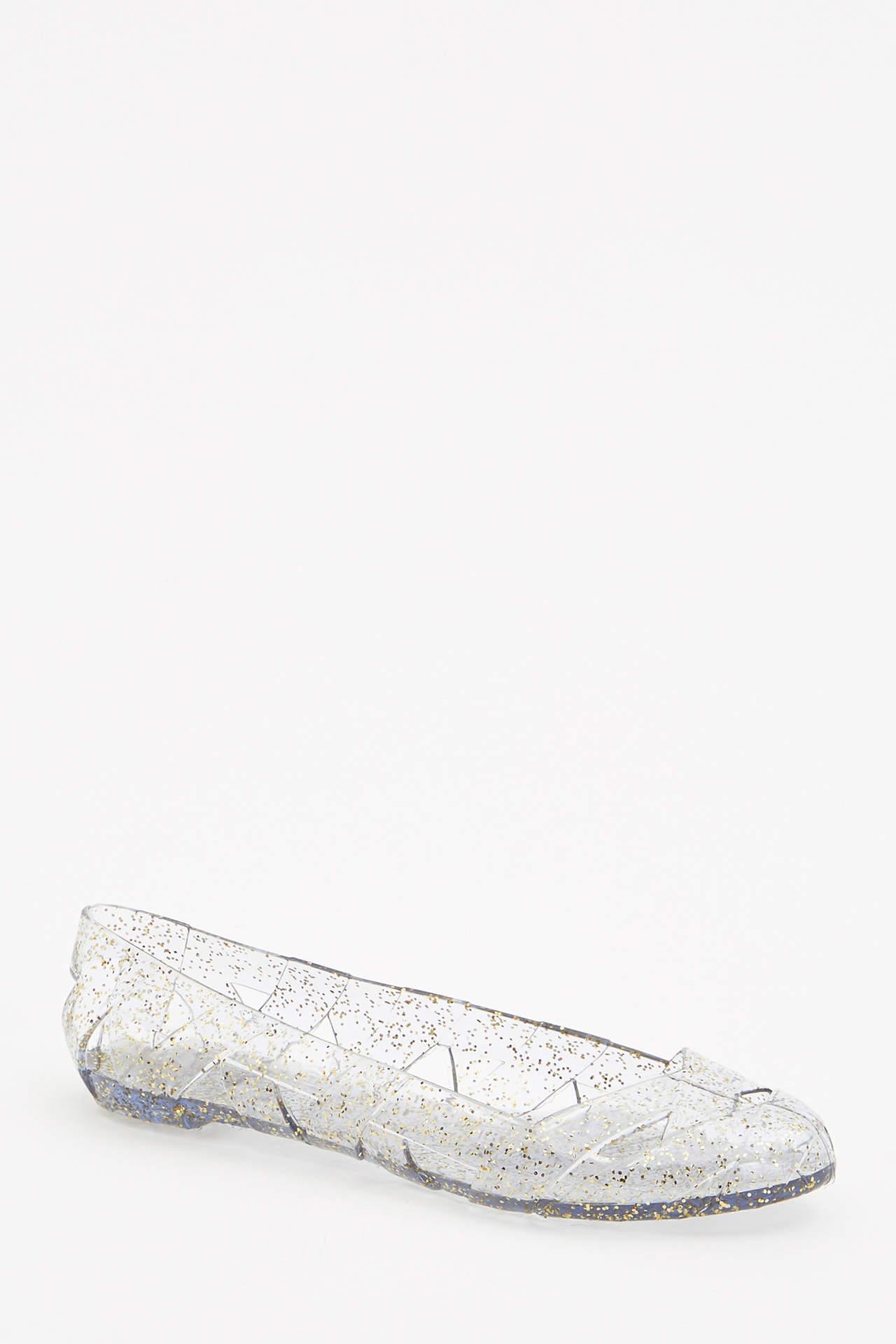 Defacto Kadın Simli Deniz Ayakkabısı