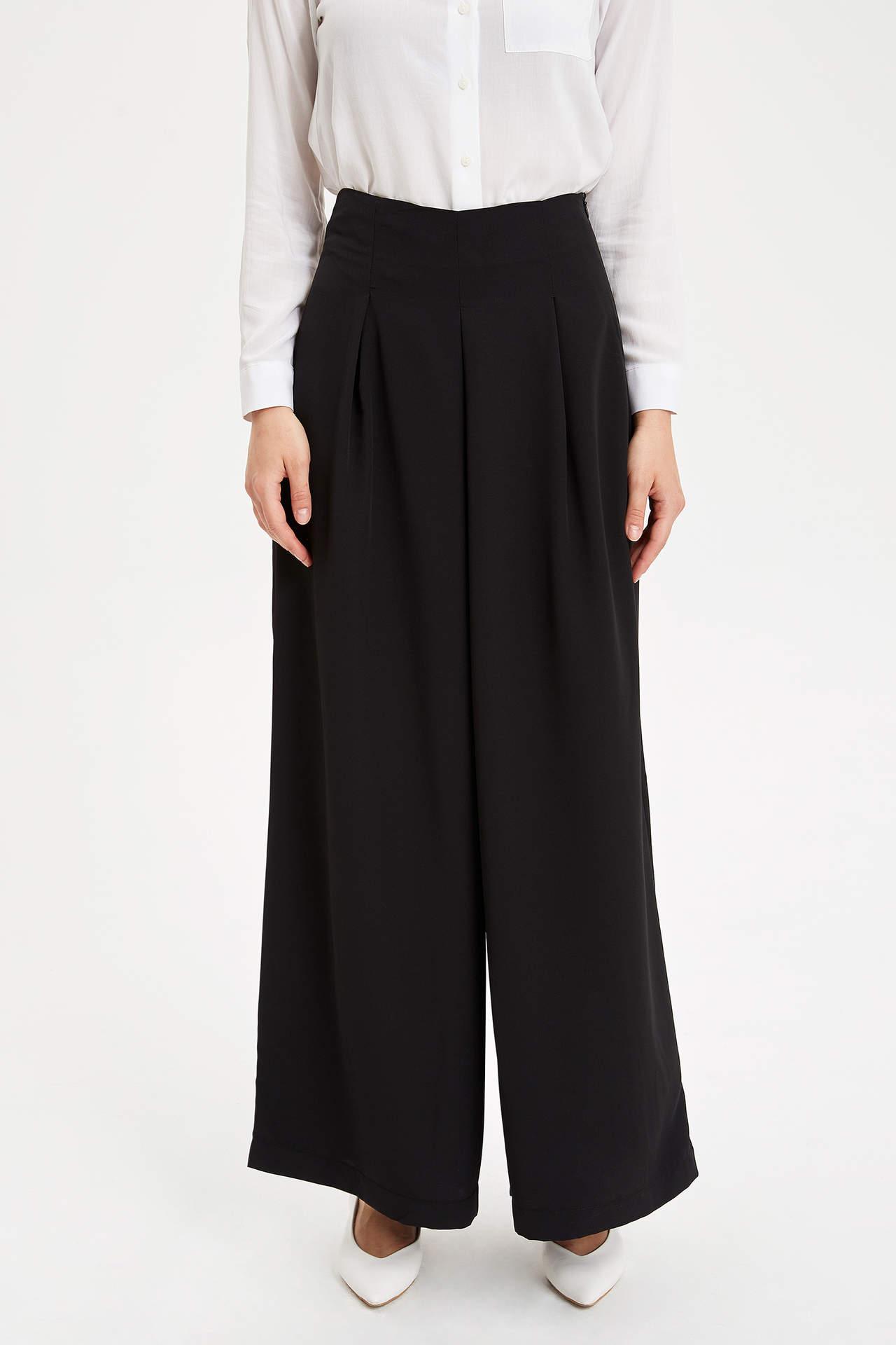 Defacto Kadın Relax Fit Pantolon
