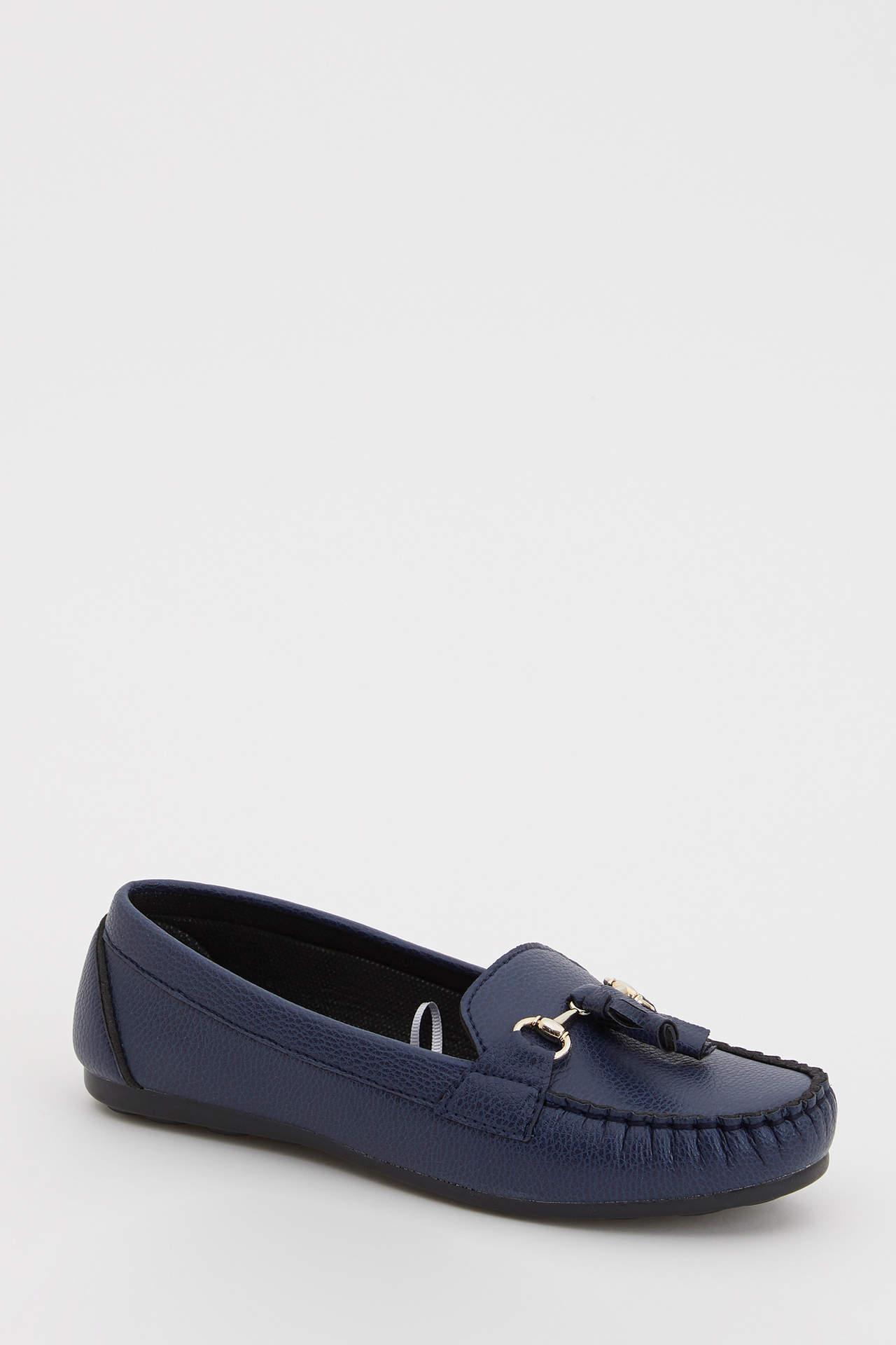 Defacto Kadın Loafer Ayakkabı