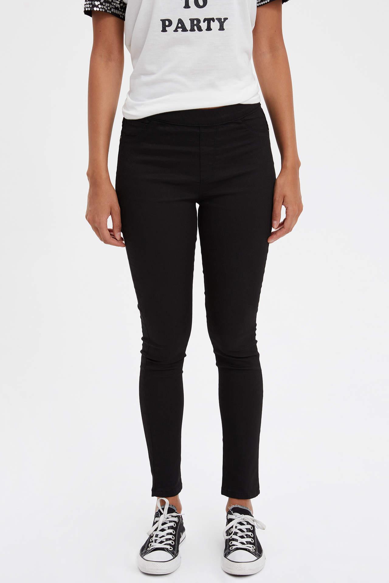 Defacto Kadın Super Skinny Jean Pantolon