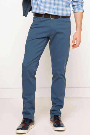 DeFacto Mini Me Paco Slim Fit Kemerli Pantolon