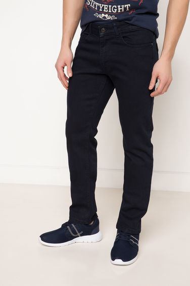 DeFacto Leo Regular Fit Denim Pantolon