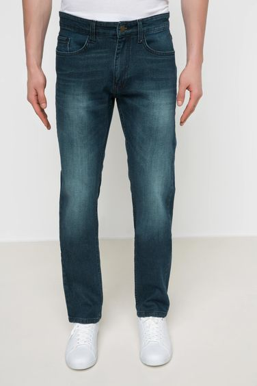 DeFacto Paco Slim Fit Denim Pantolon