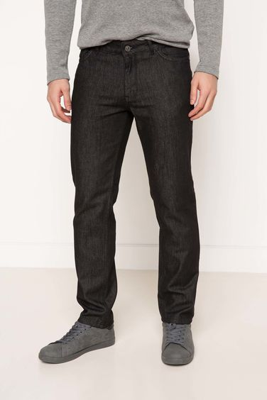 DeFacto Leo Denim Regular Fit Pantolon