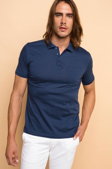 DeFacto Merserize Polo T-shirt