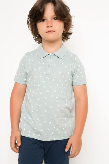 DeFacto Mini Me Polo T-shirt