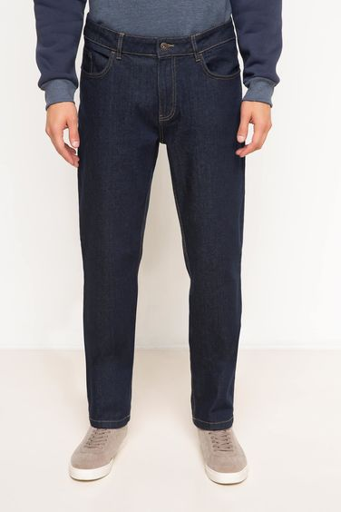 DeFacto Leo Normal Kesim 5 Cep Denim Pantolon