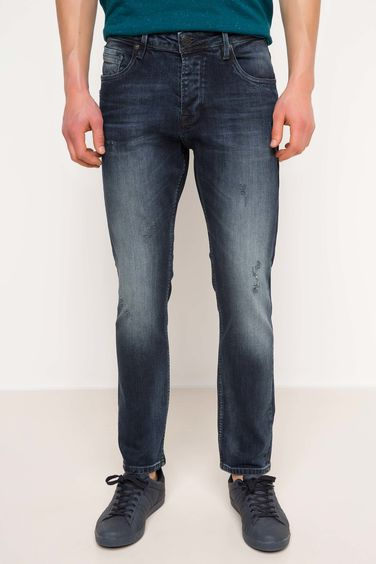 DeFacto Denim Premium Slim Pantolon