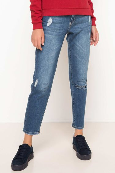 DeFacto Boyfriend Denim Pantolon