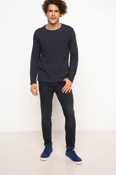 DeFacto Pedro Ekstra Slim Fit Denim Pantolon