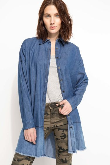 DeFacto Denim Tunik