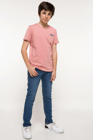 DeFacto Slim Fit Denim Pantolon
