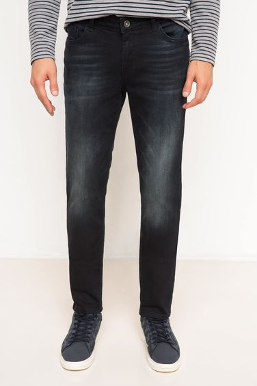 DeFacto Pedro Elstra Slim Fit Denim Pantolon