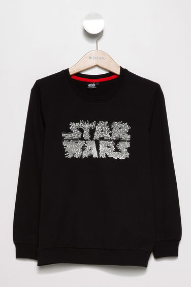 DeFacto Star Wars Baskılı Sweatshirt