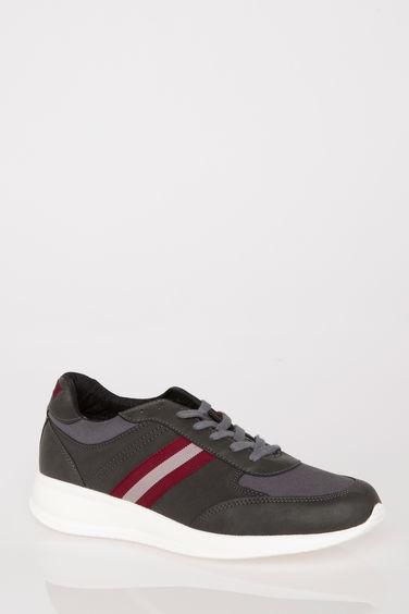 DEFACTO Bağcıklı Yüksek Taban Sneaker
