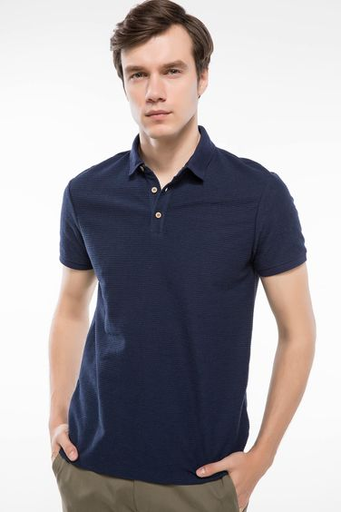 DeFacto Slim Fit Polo T-shirt
