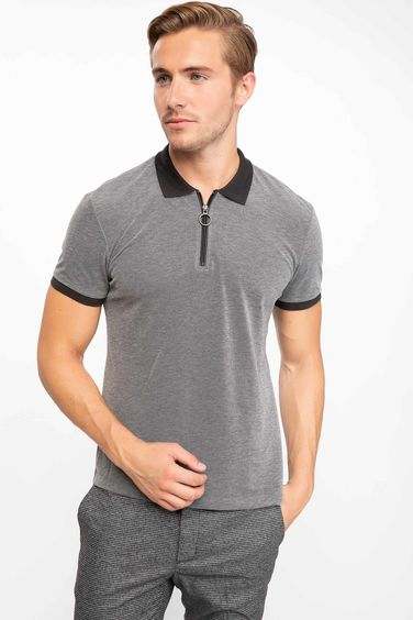 DeFacto Polo Yaka Slim Fit T-shirt