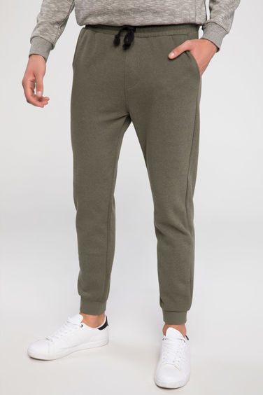 DeFacto Slim Fit Örme Pantolon