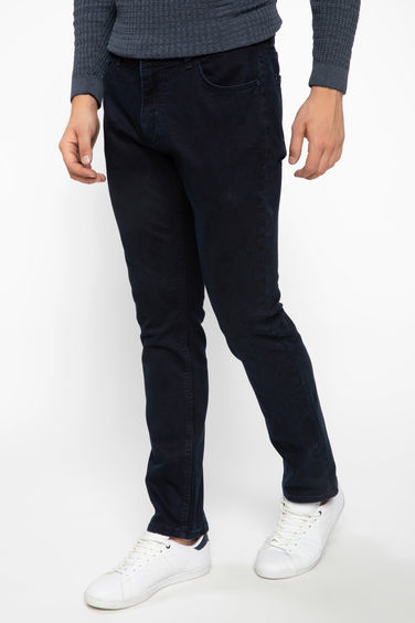 DeFacto Sergio Regular Fit Denim Pantolon