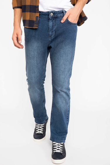 DeFacto Diago Comfort Fit Denim Pantolon