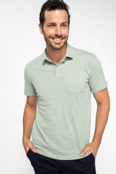 DeFacto Trend Slim Fit Polo T-shirt