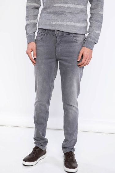 DeFacto Bruno Slim Fit Denim Pantolon