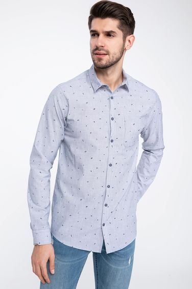 DeFacto Slim Fit Gömlek