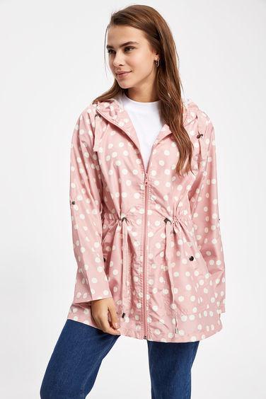 0f2e3447e Pink Women Woman Raincoat 969818 | DeFacto