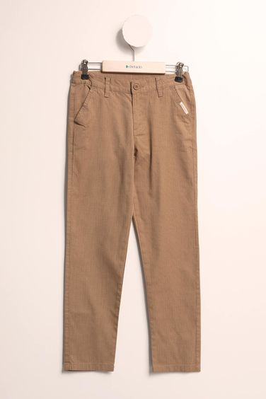 DeFacto Gabardin Slim Fit Chino Pantolon