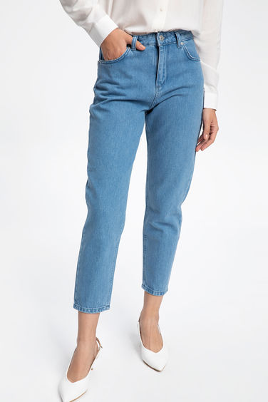DeFacto Lina Mom Fit Denim Pantolon